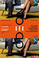 Affiche - Théâtre de l'Odéon - 2012