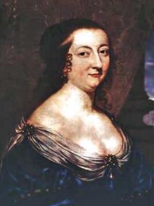 Catherine de Vivonne, marquise de Rambouillet, âgée
